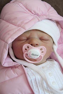 Elaine by Sabine Altenkirch Reborn baby Doll