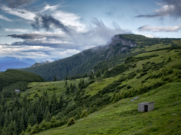 Ceahlau Mountain - Romania