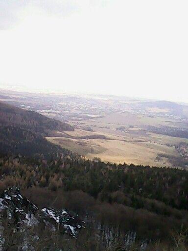 Výhled z Luže