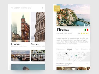 Travel Reference Design