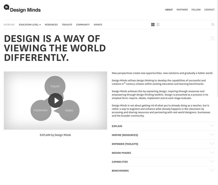 Client: Asia Pacific Design Library (APDL) Design Minds website, part of online content creation, curation and social media strategy project.
