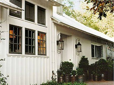 32 best board and batten siding ideas images on pinterest for Board and batten ranch house