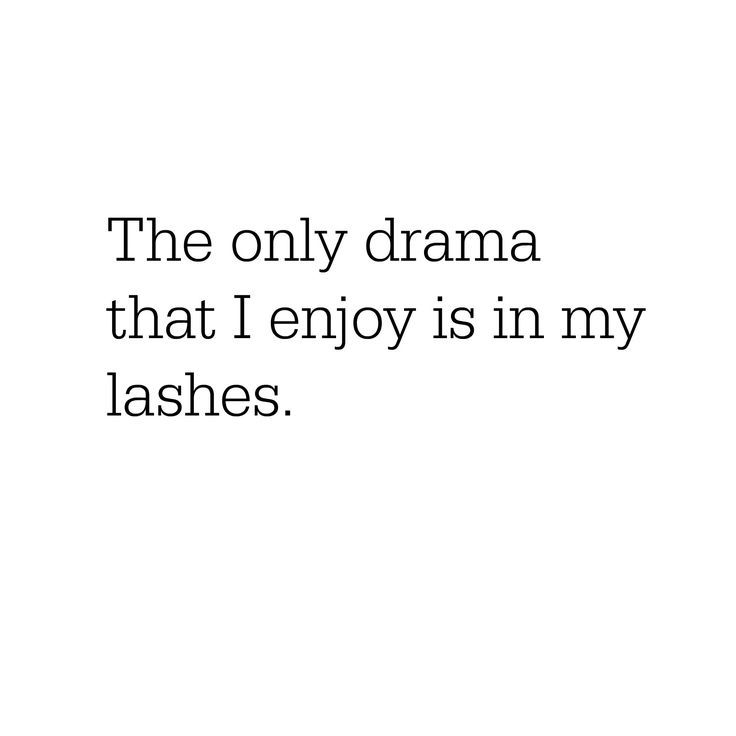 TBH: The only #drama you should have to deal with www.dinkibelle.co.uk  #Humour #Beauty #BeautyChat