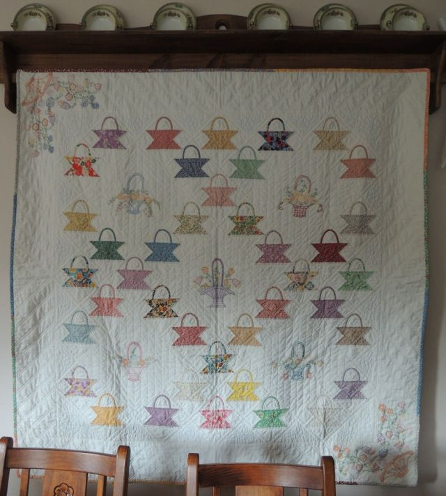 How to attach a hanging sleeve to the back of a quilt