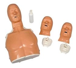 "Basic Life Support Simulator ""Basic Billy"" #CPRManikins http://www.gtsimulators.com/CPRmanikins_a/268.htm"