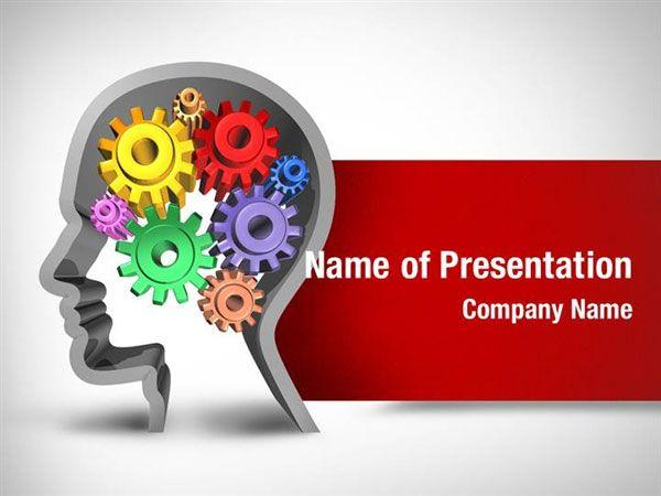 Brain Powerpoint Template Science Powerpoint Powerpoint