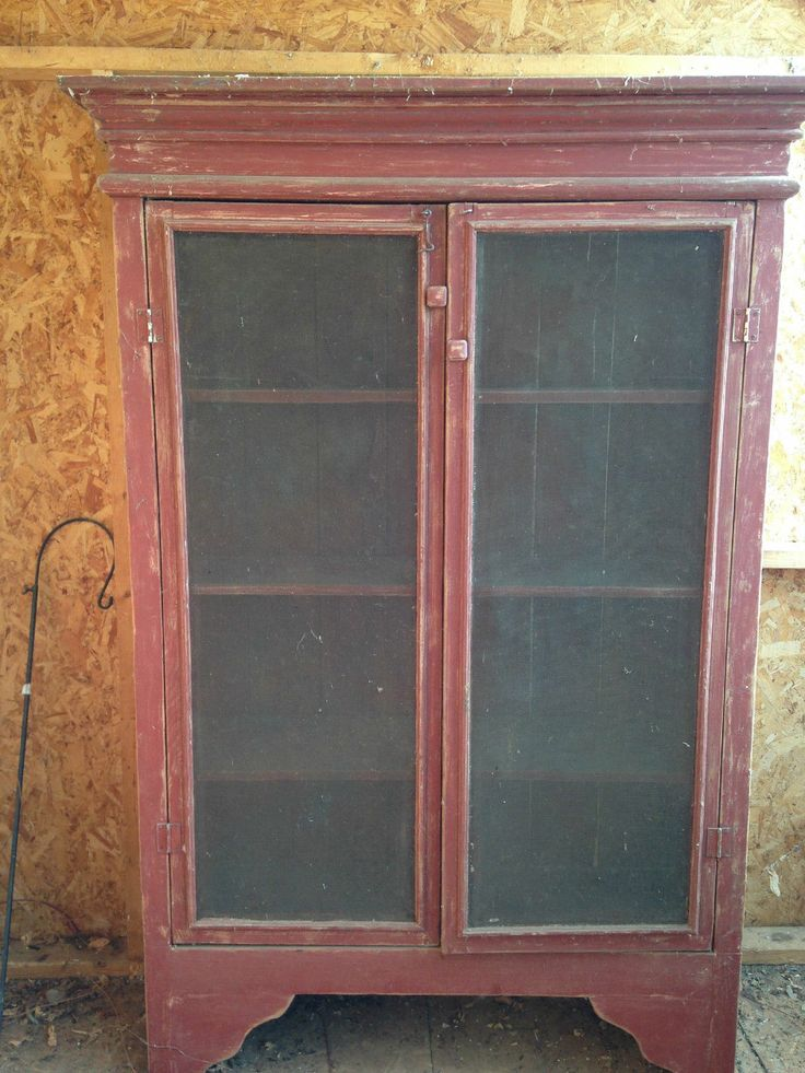 Antique Pie Safe Ebay Woodworking Projects Amp Plans
