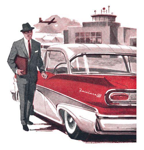 169 best voyages location de voiture images on pinterest vintage ads vintage advertisements. Black Bedroom Furniture Sets. Home Design Ideas