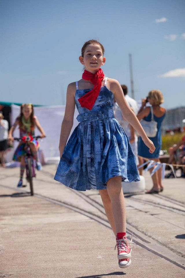 Dress by KAF KIDS  http://kafkids.co.nz/