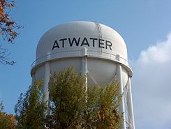 Atwater, California... Used to be home! Still love to visit U Franks.