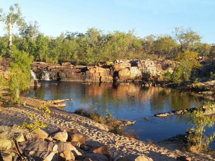 Day Five: Maguk (Barramundi Gorge), Nitmiluk NP (Edith Falls area) to Katherine