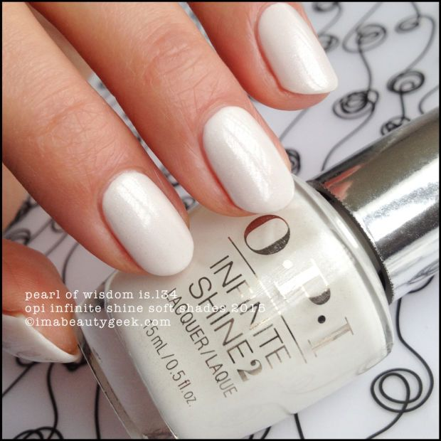 17 Best Images About OPI Infinite Shine Swatches On