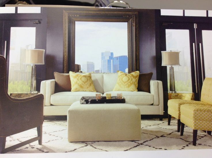 High Style, Reasonable Budget · Living Room ...
