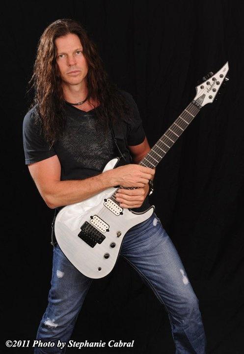Megadeth Guitarist Chris Broderick... I've been in love since the concert