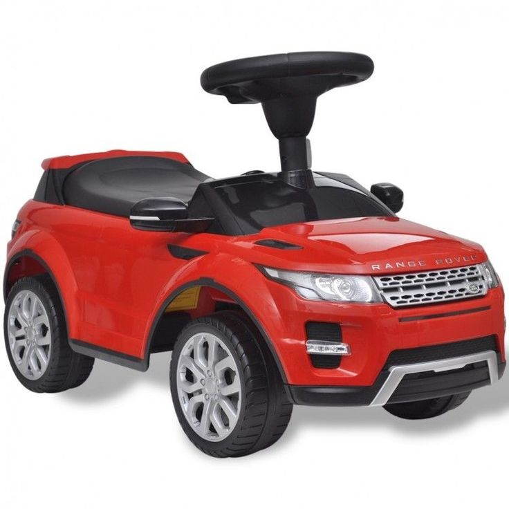 Toddler Ride On Car Vehicle Christmas Xmass Gift Electric Riding Red Children #ToddlerRideOnCar