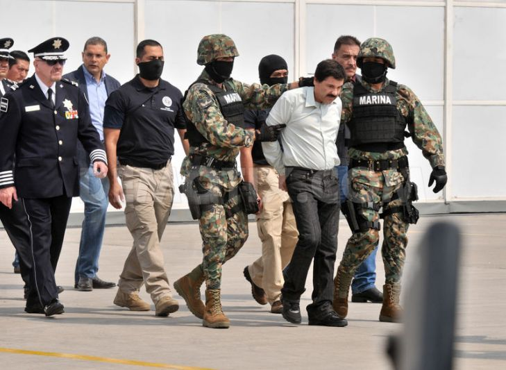 """El Chapo"" a evadat pentru a 2-a oara"