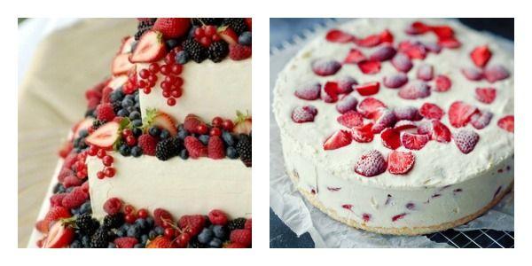 13 Alternative alla classica torta nuziale