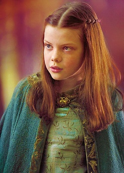 "Lucy Pevensie, Cuz i would stop at nothing to make someone believe what i'm saying is true. i'm the youngest, and sometimes come off as ""perfect"" when in reality, i have flaws just like everyone else. i get mad, and sad, and jealous, but i'm only human. and i would be to one to see Aslan!"
