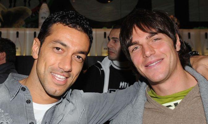 Fabio Quagliarella & Paolo De Ceglie