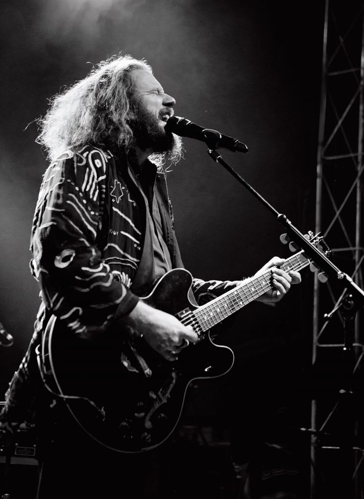 It was almost too good to last: In October 2013, My Morning Jacket gathered to record their seventh album, in a hilltop mansion in Stinson Beach, the Northern California town where Jerry Garcia lived for years.   Read more: http://www.rollingstone.com/music/features/remaking-my-morning-jacket-behind-dark-new-the-waterfall-2015