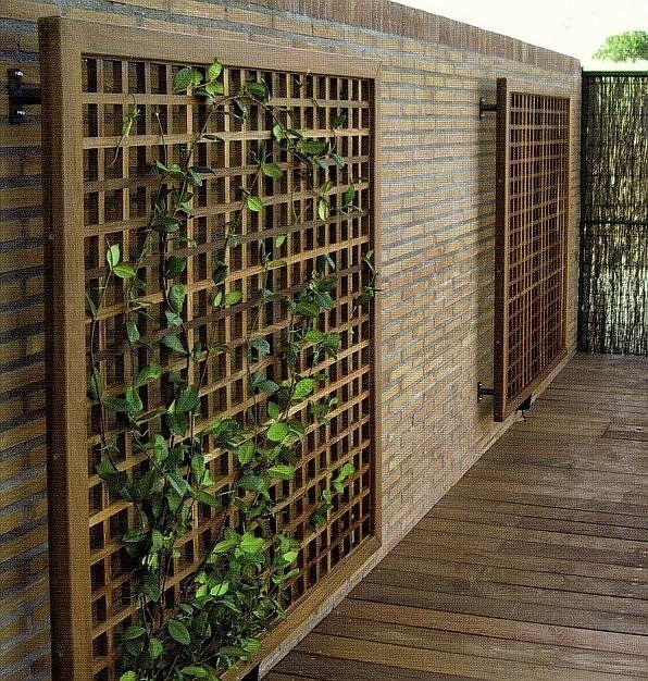 17 mejores ideas sobre jardineras exterior en pinterest for Balcones madera exterior