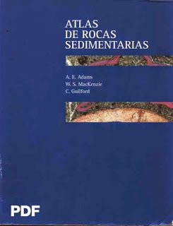 Libro de Atlas de rocas sedimentarias en español + 200 imagenes - lamina delgada - descargar gratis por mega o mediafire