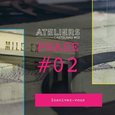 Découvrez le projet Ateliers Castelnau Phase #02 et passez nous voir les 25 et 26 novembre pour le lancement VIP.
