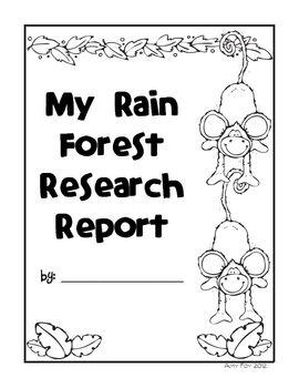 304 best Rainforest Lesson Plans images on Pinterest