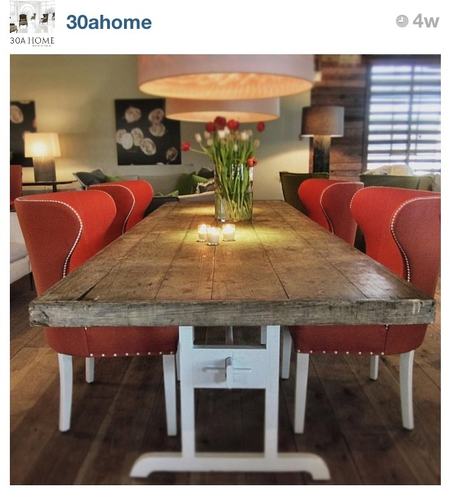 Love This Dining Room Table Chairs
