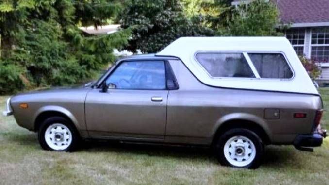 1981 4wd Manual In Scappoose Or Subaru Scappoose 4wd