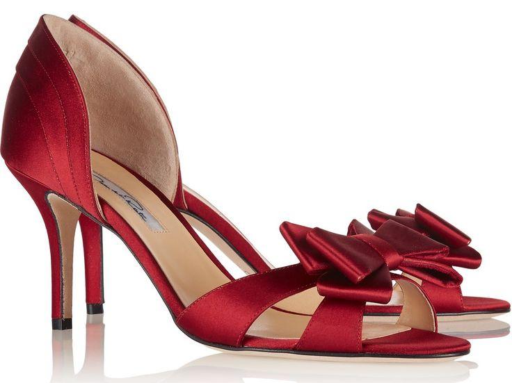 The Scarlett Johansson shoes, love them!!!!