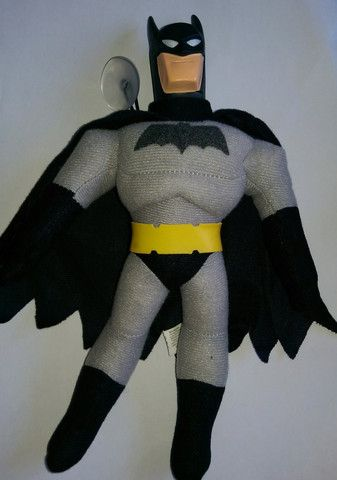 Batman - Grey  Plush toy 26-28cm tall