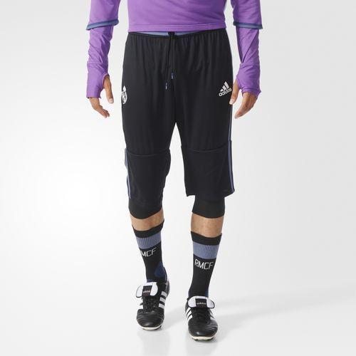 Real Madrid Three-Quarter Soccer Pants (Men)