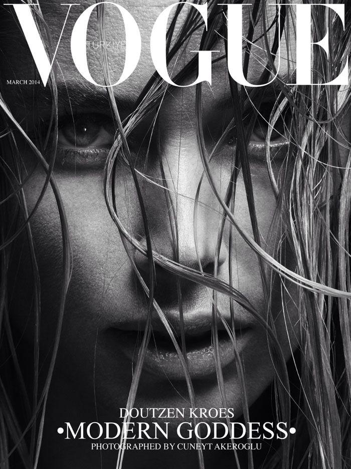 FOR A STYLE MUSE || Doutzen Kroes Vogue Cover || NOVELA...where the modern romantics play & plan the most stylish weddings (Instagram: @novelabride) www.novelabride.com