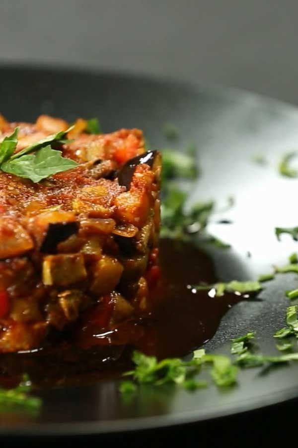 Comment Faire La Meilleur Ratatouille طريقة عمل شكشوكة سريعة ولذيذة Meat Food Beef
