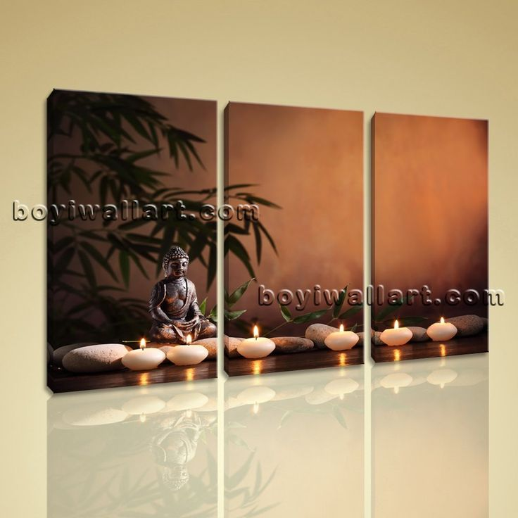 Wall Art In Bedroom Feng Shui : Ideas about buddha wall art on chanel