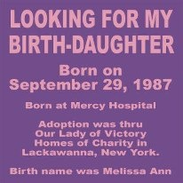 Page 2 | Birth Parent Photo | Adoptee Photo | A Place For Adoption Reunions & Information