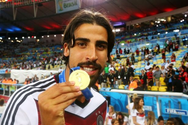 Chelsea to beat Arsenal to Sami Khedira signing? Tuesday's transfer news and gossip - Mirror Online