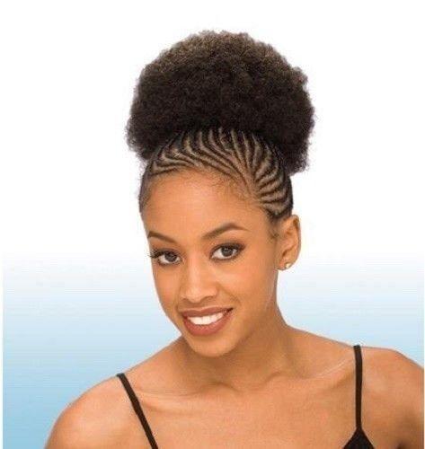 freetress drawstring afro puff ponytail afro 5 afro puff