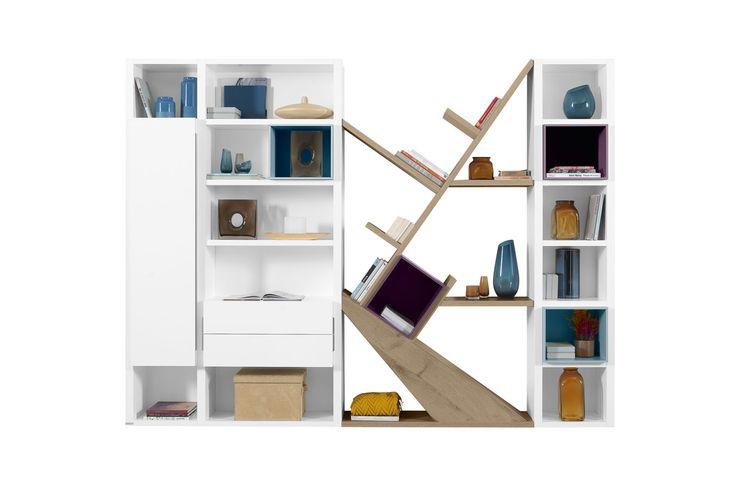 les 10 meilleures id es de la cat gorie meubles gautier sur pinterest bureau gautier brique. Black Bedroom Furniture Sets. Home Design Ideas