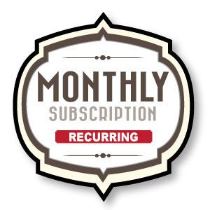 Monthly Subscription Tea Club