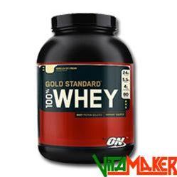100% WHEY PROTEIN by OPTIMUM - 2270 g Tropical. Proteine del siero del latte, per costruire massa muscolare.  #proteine #whey #integratori #vitamaker #fitness #bodybuilding