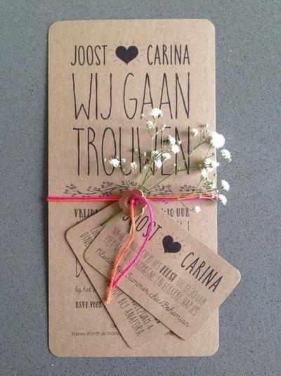 Bekijk de foto van Hathi88 met als titel Mooie Trouwkaart! en andere inspirerende plaatjes op Welke.nl.