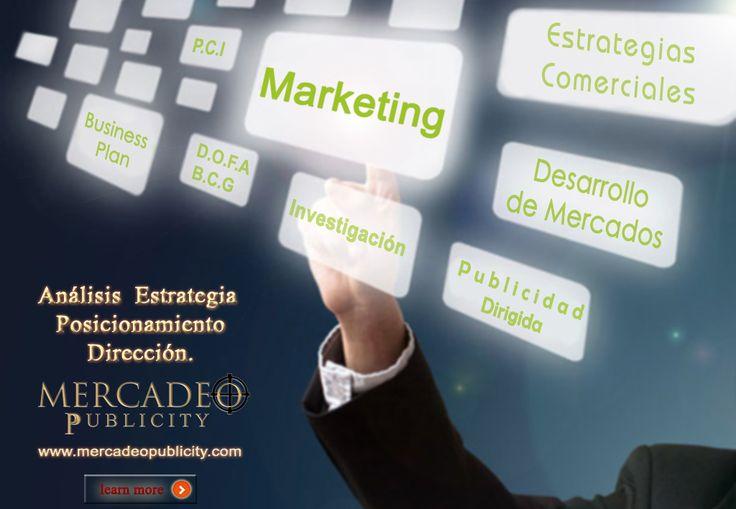 Agencia de marketing y publicidad. Bogotá Colombia