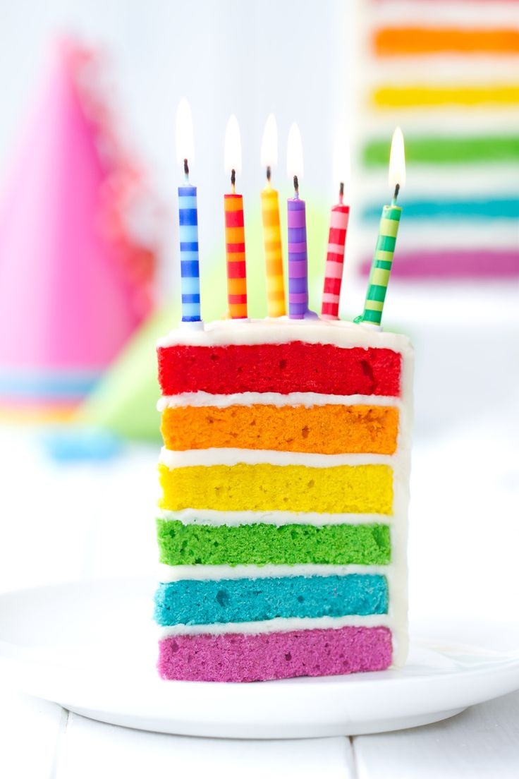 Nothing completes a My Little Pony birthday party theme better than a rainbow layered cake! Great tips for planning an awesome MLP party - invitations, dessert, favors & more.