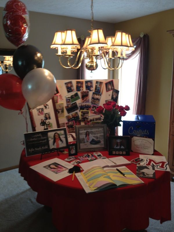 Great graduation ideas for your grad party