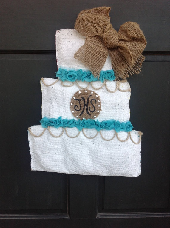 Stuffed Burlap Door Hanger Tutorial The Creative World Of Great Day