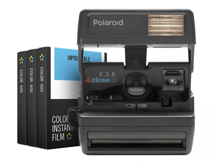 Love this Polaroid instant camera 🎥 ❤️