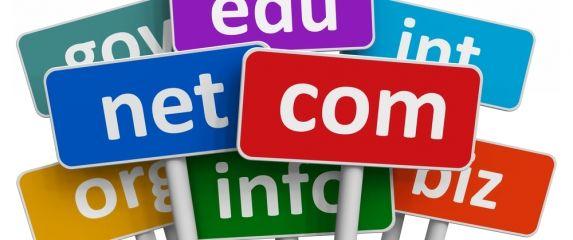 Domini web personalizzati? Non e' un sogno ma la novita' del 2013.