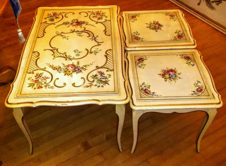 1000+ Ideas About French Provincial Table On Pinterest